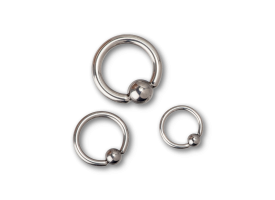 Steel Ball Closure Ring