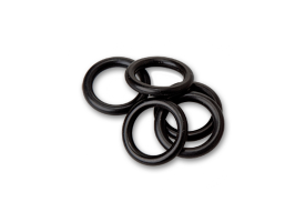 Black Rubber O-Rings