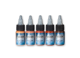 Fusion Flesh Tones 1/2oz. (15 ml)