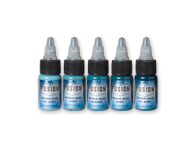 Fusion Opaque Blue 1/2oz. (15 ml)