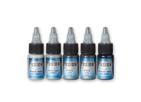 Fusion Opaque Grey 1/2oz. (15 ml)