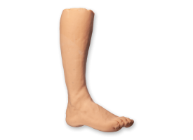 Silicone Body Part - Lower Leg