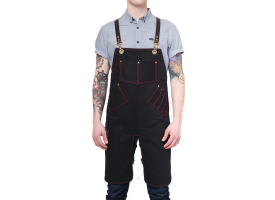 S&R Anniversary Apron - Black Denim