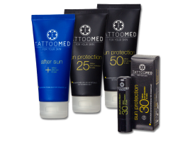Tattoomed Sun Protection